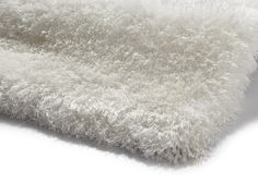 Montana Ivory Rug (texture close up), a luxuriously thick and soft shaggy rug (75% acrylic & 25% polyester, hand-tufted, 3 sizes) http://www.therugswarehouse.co.uk/shaggy-rugs/montana-rugs/montana-ivory-rug.html #interiors #rugs #interiors #rugs