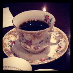 It's coffee time~