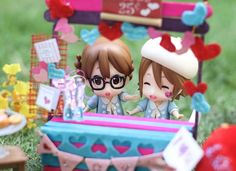 Valentines Day Kissing Booth (1/4) #nendoroid