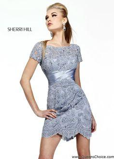 Sherri Hill Prom Dress 21171