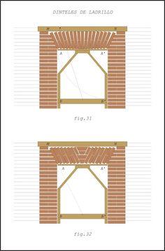 Fireplace Remodel, Brick Fireplace, Brick Design, Wall Design, Mason Work, Brick Mailbox, Brick Archway, Brick Works, Brick Art