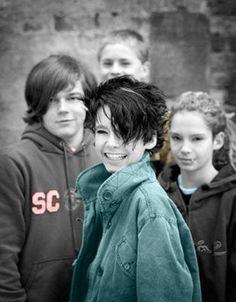 Young Tokio Hotel