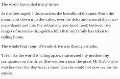 Piece by Sara Wolcott Dark Mountains, Weather Storm, Lightning Strikes, Extreme Weather, The Smoke, Thunder, Language, Fire, Languages