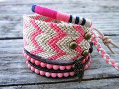 Tribal Bohemian Bracelet