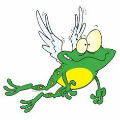 Flying Frog.