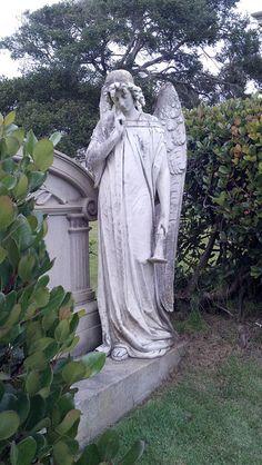 cemetery angel ~ beauty ~ Skuwandi