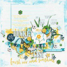 Spring 2016 Bucket List - Sweet Shoppe Gallery