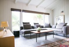 Malibu Makeover: A 1970s Bungalow Reinvented by Lauren Soloff - Remodelista
