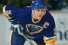 Scott Stevens | St. Louis Blues | NHL | Hockey