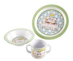 Baby Dish Set, $30.00 | Vera Bradley