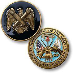 U.S. Army National Guard Bureau  https://store.nwtmint.com/product_details/1281/U.S._Army_National_Guard_Bureau/