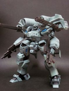 [Muv-Luv Alternative] A-10 Thunderbolt II [Volks garage kit] Modeled by とろ