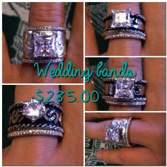 Tips for Buying Diamond Rings and Other Fine Diamond Jewelry Western Wedding Rings, Western Rings, Big Wedding Rings, Wedding Ring Styles, Western Jewelry, Wedding Bands, Dream Wedding, Western Engagement Rings, Wedding Ideas