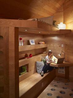 Best Diy Loft Bed Plans Free Free Loft Bed Queen Diy 640 x 480