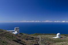 The #Great Telescope. #Caldera