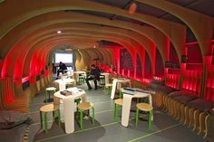 The Martian Embassy, Sydney, 2012 - LAVA - Laboratory for Visionary Architecture