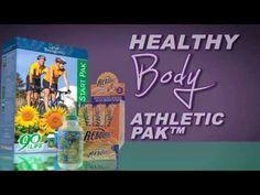 Healthy Body Athletic Pak