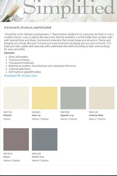 Sherwin Williams Paint colors - Serious Gray for Office? House Color Palettes, Paint Color Palettes, Paint Color Schemes, Colour Pallete, Taupe Colour, Home Wall Colour, Wall Colors, House Colors, Room Colors
