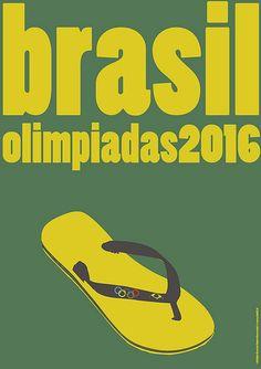 Brazil Olympics 2016 (Brasil Olimpiadas 2016)