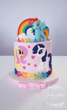 My Little Pony Cake – Julia Marie Cakes cake, Cakes, Julia, Marie, Pony Rainbow Dash Birthday, My Little Pony Birthday Party, Birthday Cake Girls, Birthday Parties, Rainbow Dash Cake, 5th Birthday, Bolo My Little Pony, Little Poney, Little Cakes