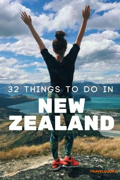 32 Things Not to Miss in New Zealand - I recently spent two months there, road…