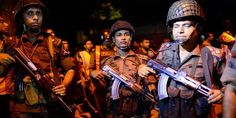 Briton arrested over deadly #Bangladesh cafe siege