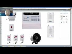 Little Understood Home Safety and security Idea Several which Come Directly From the White Residence! Wireless Alarm System, Home Security Alarm System, Diy Home Security, Wireless Home Security, Safety And Security, Neighborhood Watch, Home Protection, Security Surveillance, Home Safety