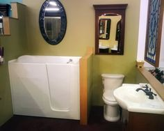 Lifestyle Walk-In Tub, Hydro Systems Air and Whirlpool bathtubs are custom built to your specifications to provide soothing therapeutic relief.