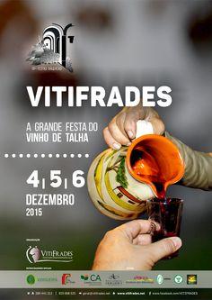 A GRANDE FESTA DO VINHO DE TALHA