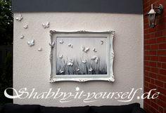 Schmetterlingsbild - So macht Ihr ein außergewöhnliches 3D Bild selbst