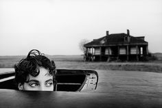 Christy Turlington, New Orleans, 1990. (© Arthur Elgot/Collection de la Galerie Atlas)