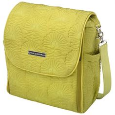 71992f27aa Petunia Pickle Bottom Union Square Stop Embossed Boxy Backpack and JP Lizzy  Daddy Diaper Bags in Diaper Bags