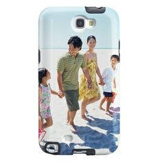 Personalized Samsung Galaxy S® 3 Vibe Photo Phone Case , Add Your Message