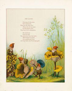 poem mentioning a mushroom