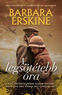 Barbara Erskine: A legsötétebb óra Oras, Book Lovers, Barbie, Reading, Movies, Movie Posters, 2016 Movies, Word Reading, Film Poster