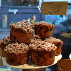 gail's bakery pecan and cinnamon crumb cake