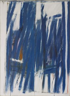 """Jack Tworkov, Capelight, Cape Light, Provincetown, 1958 -Abstract Expressionist Jack Tworkov (1900-1982) once wrote: """"My painting is always a work of long progression of action absorbed by time."""""""