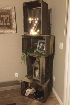 26 Rustic design and decoration ideas for a cozy ambience When you . - 26 Rustic design and decoration ideas for a cozy ambience When decorating your rustic bedroom, you - Rustic Bedroom Design, Rustic Design, Rustic Style, Country Style, Farmhouse Design, Rustic Bedrooms, Modern Bedrooms, Rustic Nursery, Country Homes