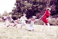 Rasa Zukauskaite by Ellen von Unwerth (Magical Mystery Tour - Lula #13 Fall 2011) 15