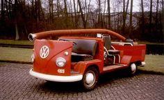 de VW kombi T1