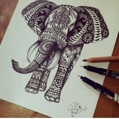 Elefante #draw