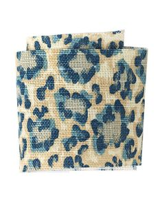 Blue Fabrics - Where to Buy Shades of Blue Fabric - House Beautiful