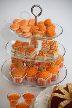 Kronings cupcakes