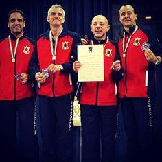 I nostri master campioni italiani di fioretto