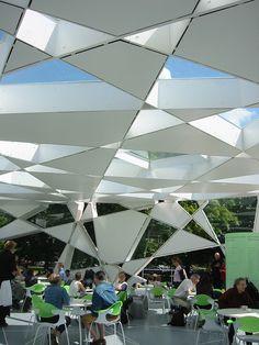Serpentine Gallery Pavilion   Toyo Ito   Bustler