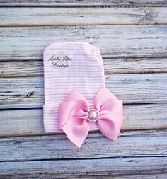 Like us on Facebook to receive 20% off your total order!    When your baby is first born it is important to keep a hat on her to help her