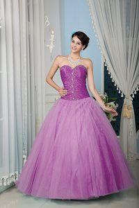 Lavender Quinceanera Dresses