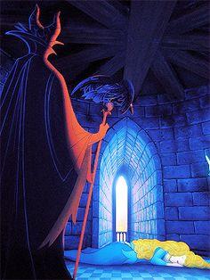 I wanna go to see Maleficent Sleeping Beauty Fairies, Sleeping Beauty 1959, Sleeping Beauty Maleficent, Sleeping Beauty Castle, Disney Sleeping Beauty, Maleficent Aurora, Maleficent Movie, Aurora Disney, Malificent