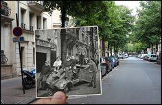 Come è cambiata Parigi negli ultimi cento anni? Scopritelo con questa…