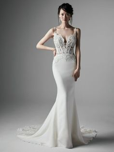 Designer wedding dresses Brisbane City and Chermside with brands such as Pronovias & Maggie Sottero. Gorgeous bridal and bridesmaid dresses Brisbane! Wedding Dress Boutiques, Wedding Dress Shopping, Designer Wedding Dresses, Bridal Dresses, Bridesmaid Dresses, Crepe Wedding Dress, Sheath Wedding Gown, Perfect Wedding Dress, Wedding Gowns